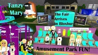 Roblox: Bloxburg - France Amusement Theme Park Procédure pas à pas et RP