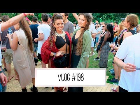 VLOG #198 AMSTERDAM OPEN AIR FESTIVAL!