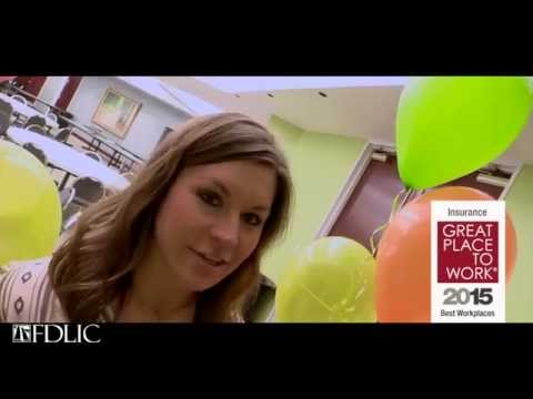 Great Place to Work® and FORTUNE Name FDLIC as One of the 10 Best Workplaces in Insurance