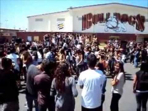 West Covina High School Flash Mob