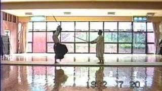 Muto-ryu kenjutsu.