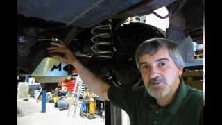 Installing Differential Guards From Terrafirma On Discovery Series II