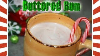 Buttered Rum Holiday Drink