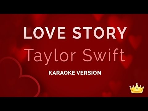 Taylor Swift - Love Story (Valentine's Day Karaoke) mp3