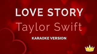 Video Taylor Swift - Love Story (Valentine's Day Karaoke) download MP3, 3GP, MP4, WEBM, AVI, FLV Juli 2018