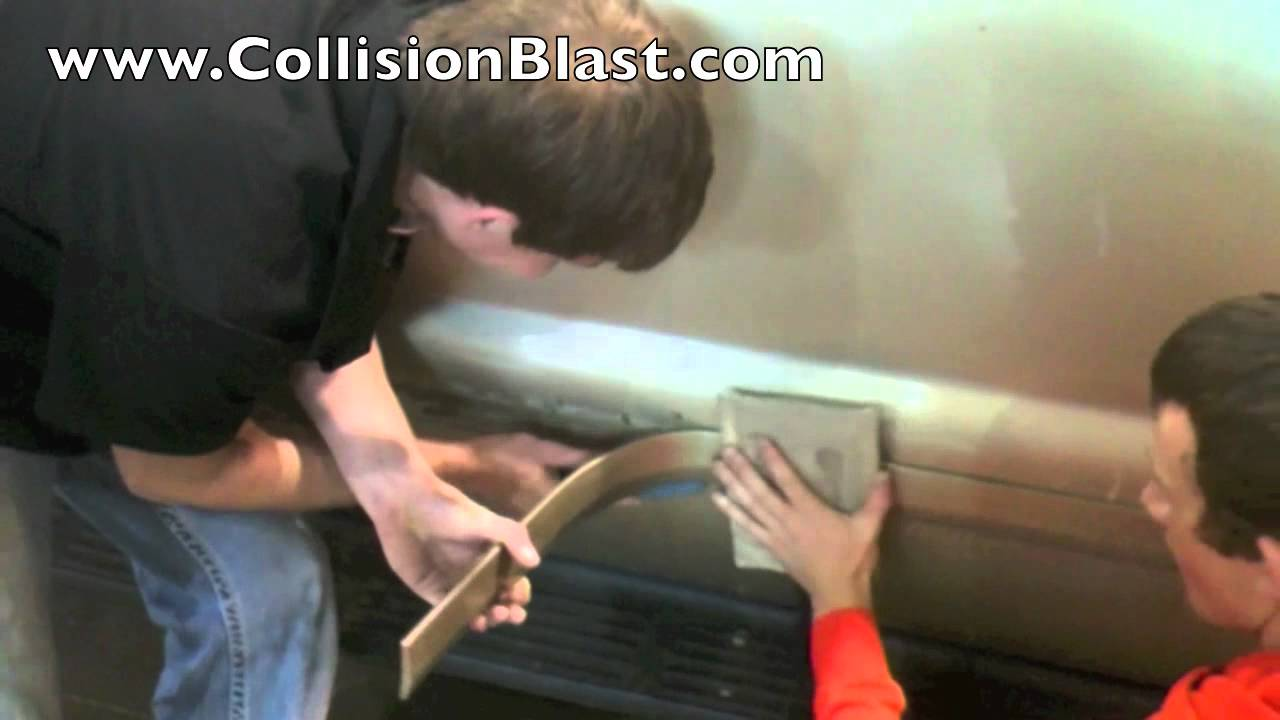 How to remove molding from a truck - How To Remove Molding From A Truck 8
