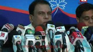 Local Govt. Elections postponed to 2011, Preferential system to be changed - Maithripala