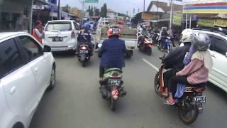 Suasana Sore Hari Desa Bojong sampai Kawunganten CILACAP