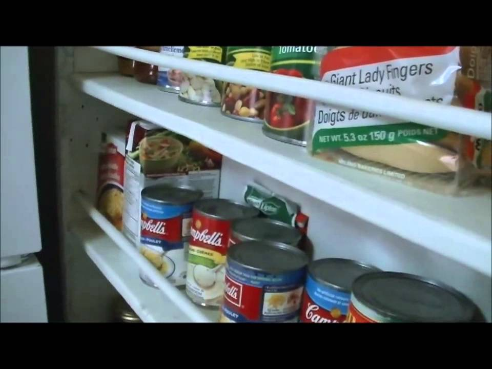 Create More Kitchen Storage With A Roll Out Pantry