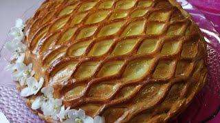 Восхитительный Весенний Пирог Так хорош даже есть жалко