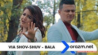 VIA Shov-Shuv - Bala (Shahlo Salayeva, Bekzod Yuldashev)
