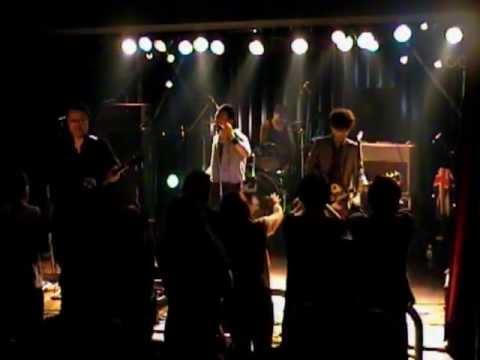 ARB BAD NEWS in Chiba ANGA② 3曲目 『13番街のワル』、4曲目『Dance music』 、5曲目『ハリケーン・バンド』、6曲目『発(ハッパ)破』