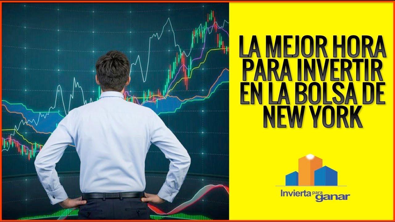 la bolsa de valores new york