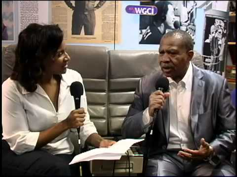 My interview with Lenny Williams.