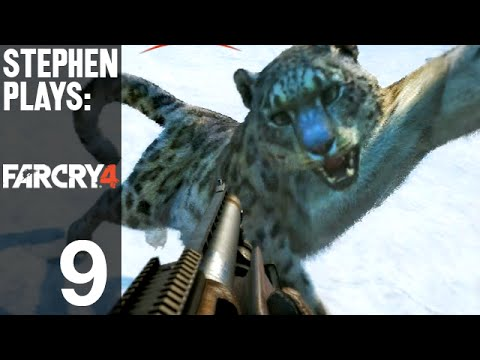 "StephenPlays: Far Cry 4 #9 - ""The Himalayas"""