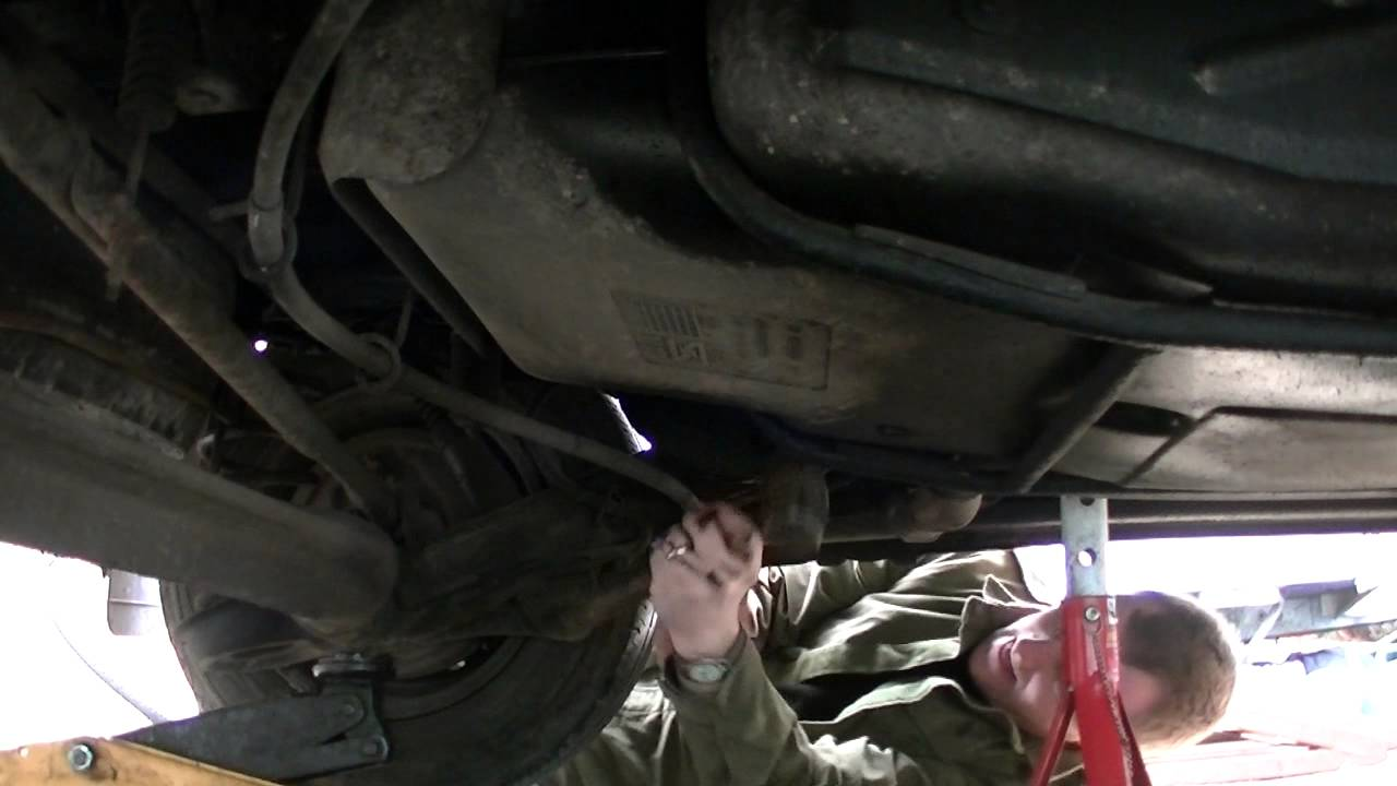 How To Fiat Scudo Rear Subframe Mounting Repair Bolts