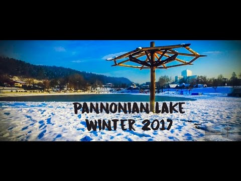 The Pannonian Salt Lakes of Tuzla | Winter 2017 | DJI Phantom 3