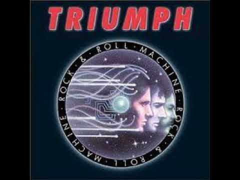 Triumph   Rock & Roll Machine