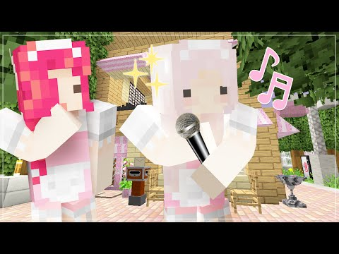 "Minecraft Maids ""MAIDS IN THE CLUB!"" Roleplay ♡54"