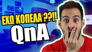 ΕΧΩ ΚΟΠΕΛΑ ??   PanosDentVlogs QnA #2