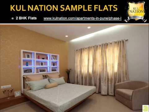1 BHK And 2 Flats In Wagholi Pune At Kul Nation