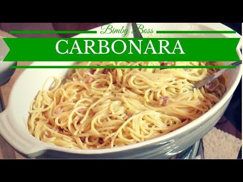 Bimby TM5 -TM31 | Thermomix - Spaghetti alla Carbonara (Ricetta Rivisitata)