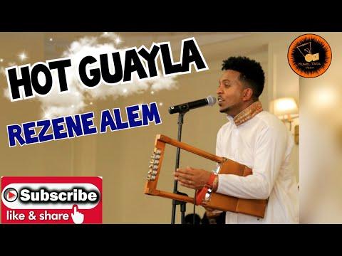 Rezene Alem - New hot Guayla live On Stage -2020 Tigrina Guayla