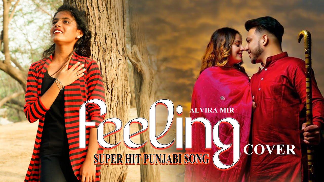 Alvira Mir-Feelings Female Version-Haryanvi Song-New Punjabi Song-Sumit Goswami-Ishare Teri Karti