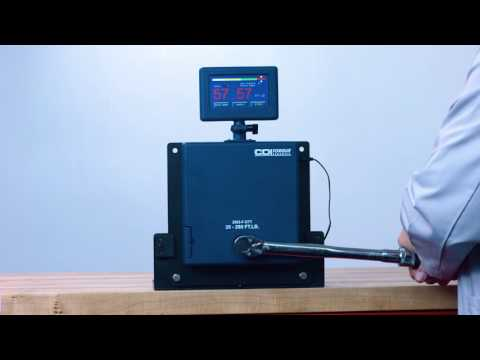 CDI Torque Training Series – DTT, Digital Torque Tester