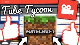 MINECRAFT RZONDZI! - TUBE TYCOON #10