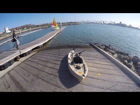 Kayak Fishing Ventura Harbor