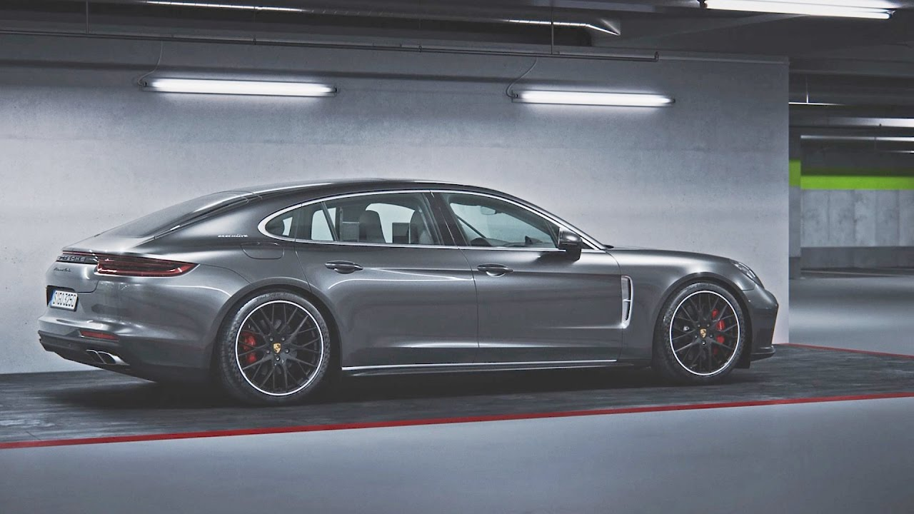 2017 Porsche Panamera Turbo Executive 4 E Hybrid You