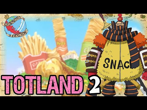 TOTLAND EXPLAINED Part 2: All Remaining Islands - One Piece Discussion