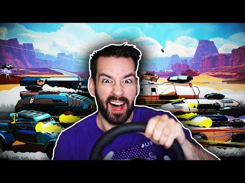 ROCKET LEAGUE MEETS TWISTED METAL IN THE 80S?! Auto Age: Standoff