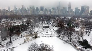 Winter Wonderland NYC (4K)