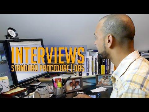 Interviews | Standard Procedure With Tony Brown 005