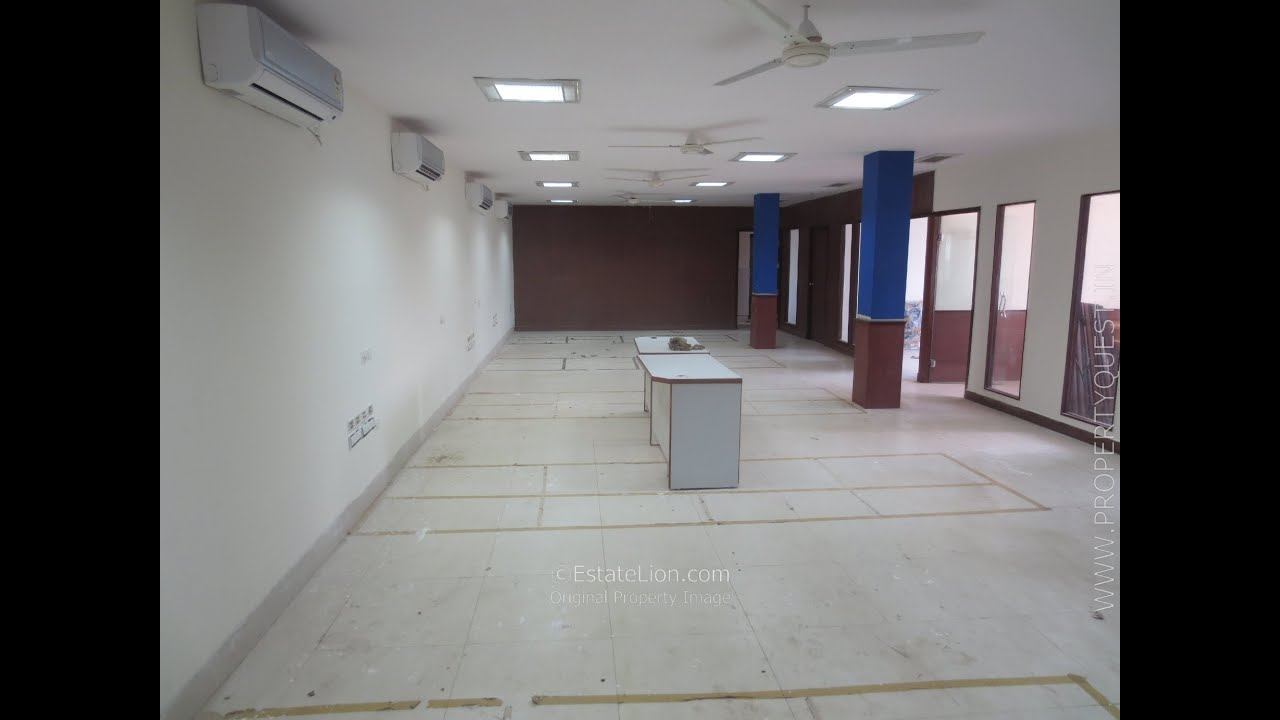 Newly Furnished 3000 sq.ft. Office Space for Rent in ...