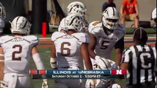 Week 5 Preview: Illinois at Nebraska