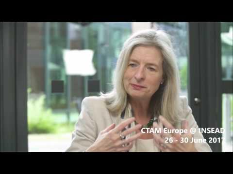 CTAM Europe Executive Eduction programme  INSEAD