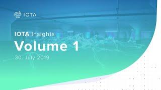IOTA Insights Volume 1
