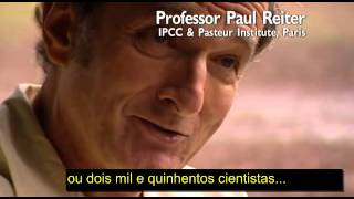The Great Global Warming Swindle (2007) TRAILER PT