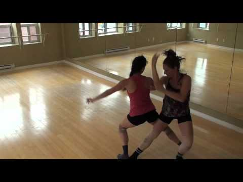 Cadence Ballet in Rehearsal with Constance Cooke