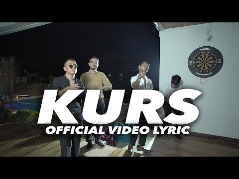 YOUNG LEX - KURS FT MARTHINO LIO, MACK'G ( OFFICIAL VIDEO LYRIC )