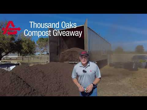 Athens Donates Compost to Local Community Garden