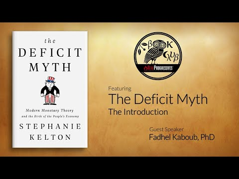 RP Book Club - The Deficit Myth: Introduction