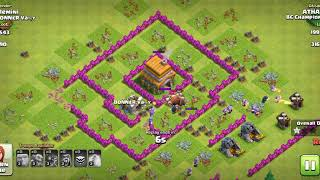 TH 6 attack and defence strategy