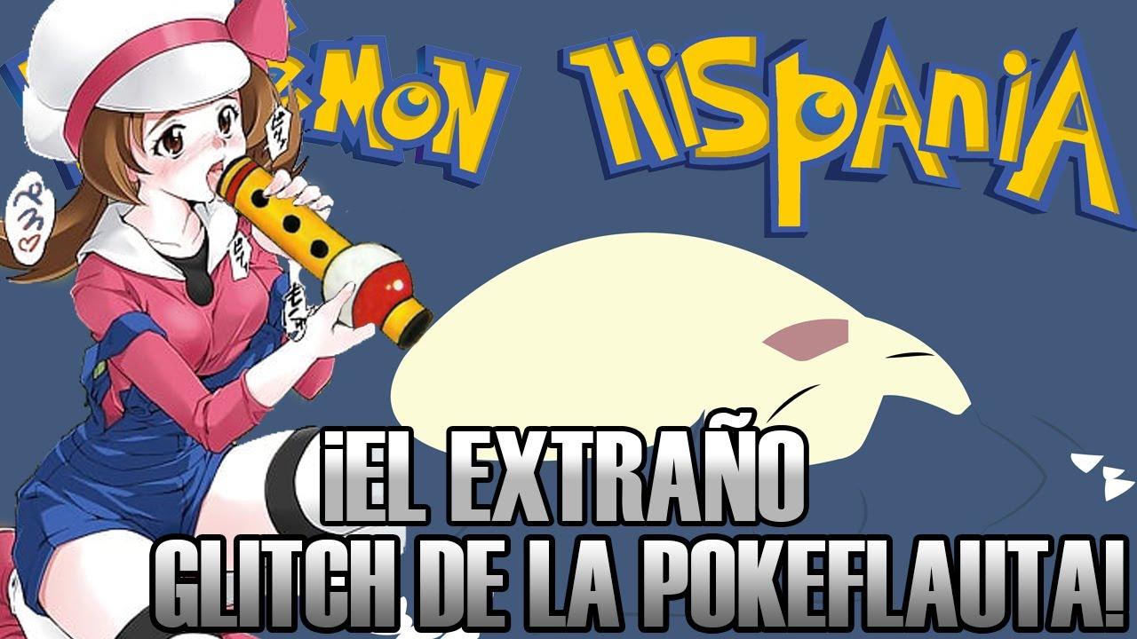 El enigmático glitch de la PokéFlauta (HG&SS) [Pokémon Hispania]