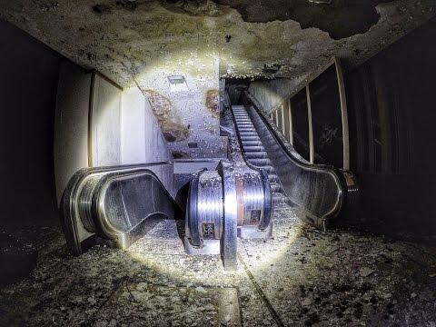 GoPro: Abandoned Shopping Mall