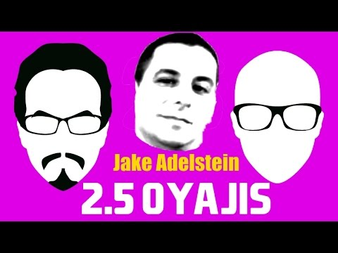 2.5 Oyajis With Jake Adelstein - Yakuza, Pick Up Artists and Missouri