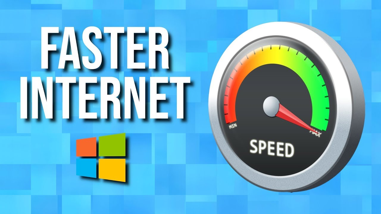 How To Increase Your Internet Speed On Windows 10 Best Settings Youtube